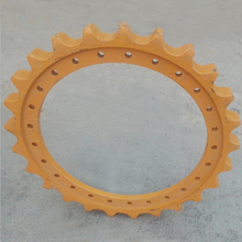 OEM track wheel undercarriage parts drive crawler sprocket for excavator