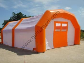 Tents Inflatables of Rapid Action Since Advanced Health, hospital