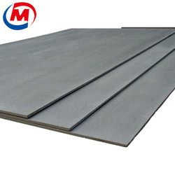 Mill Test Certificate Q235 hot rolled black carbon steel plate
