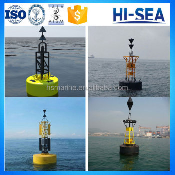 Navigation Buoy Cardinal Mark Buoy