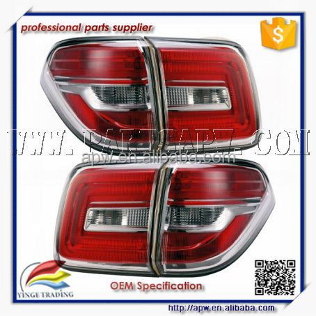 LED Tail Light For Patrol Infiniti QX56 08-14 Year Red Color