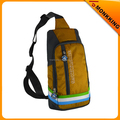 Factory wholesale polyester sling bag