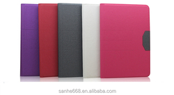 Hottest tablet pc leather case for ipad