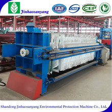 Plate and frame filter press machine /coconut oil filter press dewatering machine