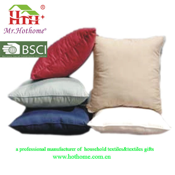 Cheap wholesale microfiber filling cushion and pillow for Buy pillows online cheap