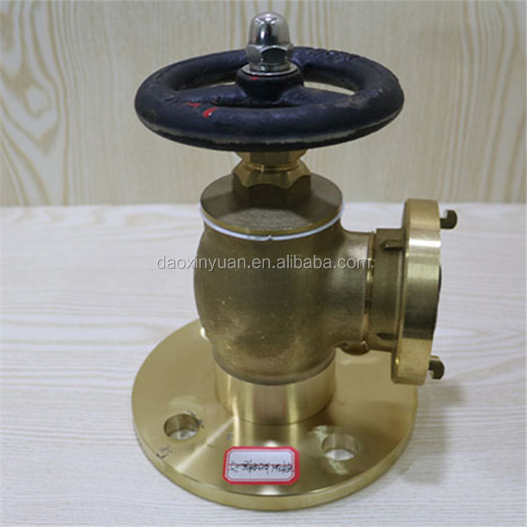 fire fighting equipment brass fire hydrant
