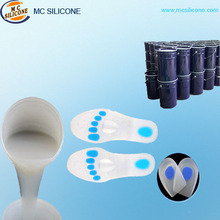 Price of high quality two component RTV-2 silicone rubber for shoe sole producing