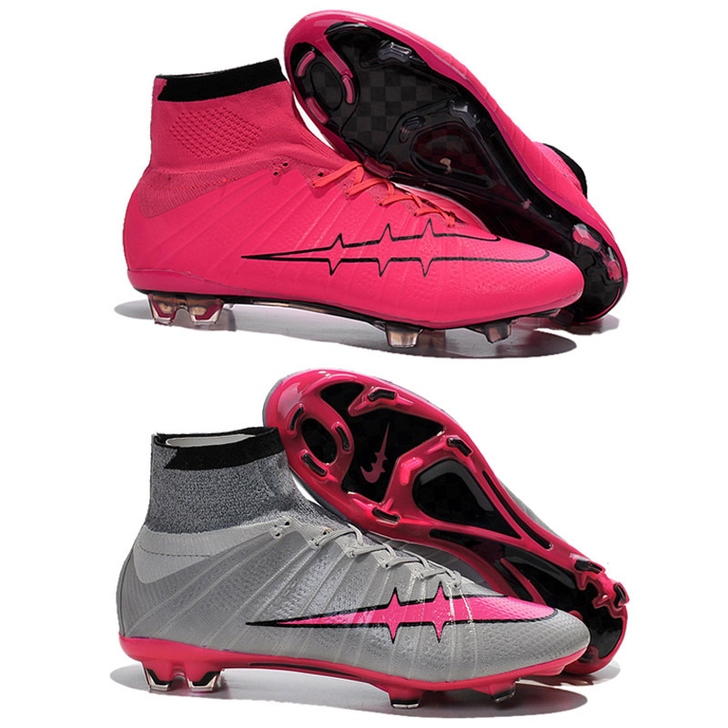 best loved 35812 2b2e0 Buy Free Shipping Original Magista Superfly FG Soccer Cleats CR7 Superfly  Pink Grey Black Red Blue Green Football Boots men Shoes in Cheap Price on  Alibaba. ...