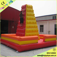 Factory price inflatable backyard climbing structures for sale