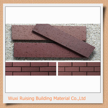 clay brick size garden wall bricks for sale made in China exterior and interior wall decoration