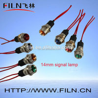 14mm Diameter LED Power Indicator Lighting