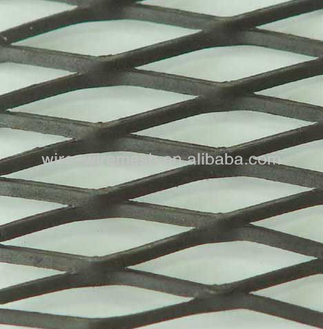 Gothic Mesh Expanded metal mesh for EU market