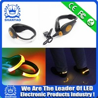 Trendy Usable Safety LED Shoes Clip