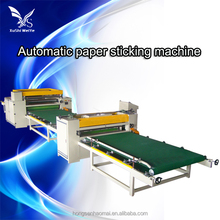 New style boards laminating machine