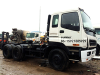 izusu tractor head japan, used truck tractor units