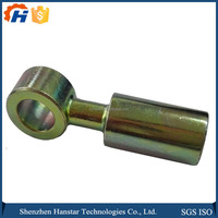OEM Chinese supplier precision brass CNC-machined car auto parts