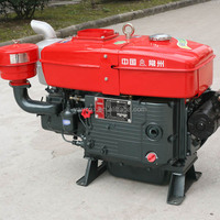 Changfa Design 30HP small 4 stoke single cylinder water cooled diesel engine ZS1130