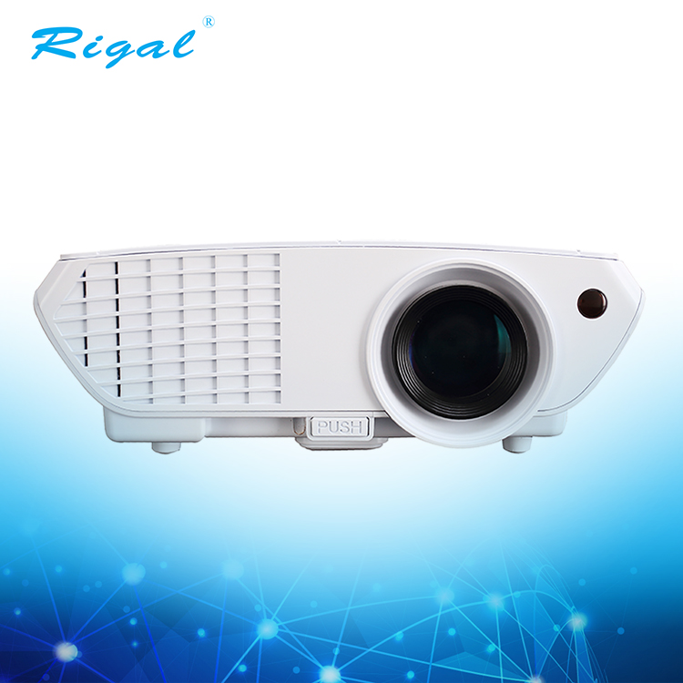 Portable LED DLP Data Show Video 3D Home Theater Projector