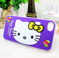 China Factory supply Hello Kitty soft pvc Mobile Phone Case for Samsung s3 case