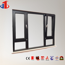 New Design Luxury Iron Window Grill Designs Aluminium Chain Winder Awning Window