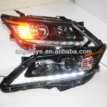 2012-2013 Year Aurion Camry LED Head Lamp With DRL Lexus Style