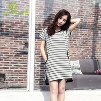 popular Made In China cotton office dress for pregnant women