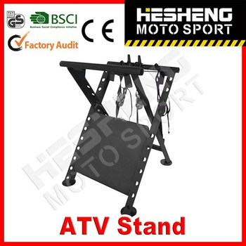 HESHENG 2014 HOT SALE ATV Stand with CE approved