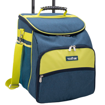 4 person trolley picnic bag large picnic trolley bag picnic bag on wheels