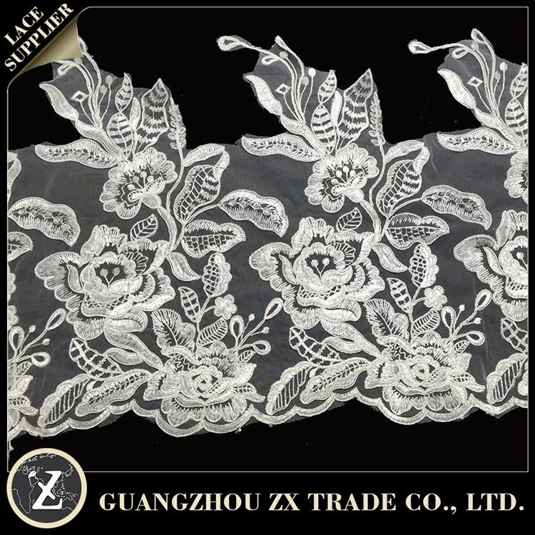 britain polyester lace, lace trim with cross, flower cotton laces