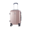 Best price reliable quality good abs material zipper luggage bag