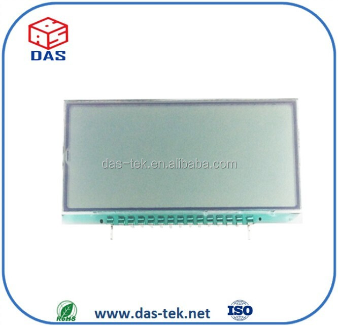 0.95inch 96*64 6800/8080/SPI/I2C interface OLED LCD screen
