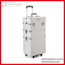 Professional Hairdresser Trolley Hair Stylist Tool Case