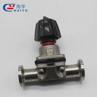 Stainless Steel Low Pressure Sanitary Clamped