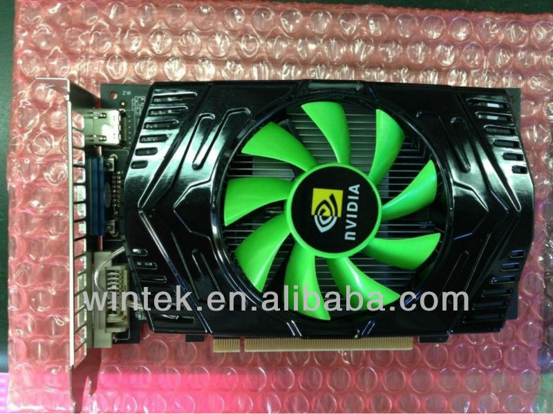 HIGH QUALITY NVIDIA 8500GT REAL 1G PCI EXPRESSDDR2 Graphic card