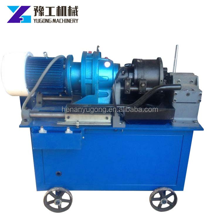 Good Parallel threading with low cost bolt threading machine for sale
