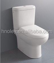 sanitary ware made in china Wahsdown Two piece Toilet