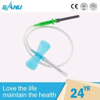 health products disposable butterfly blood needle