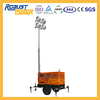 High Mast Mobile Light Tower