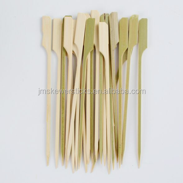 purely natural barbecue bamboo skewers sticks