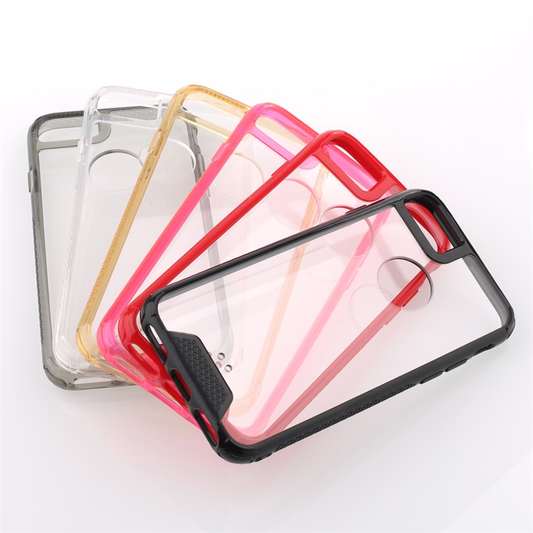 Top Quality transparent case for samsung galaxy j7 prime,for samsung j7 prime transparent back cover