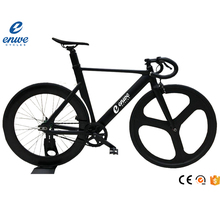 High Quality 700C 6061 Aluminum Aero Fixie Bicycles for Sale Bicycle Adults Road Fixed Gear Track Bike
