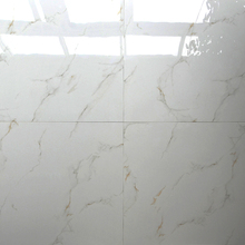 HB6248 bathroom design textured white glossy ceramic tile and floor