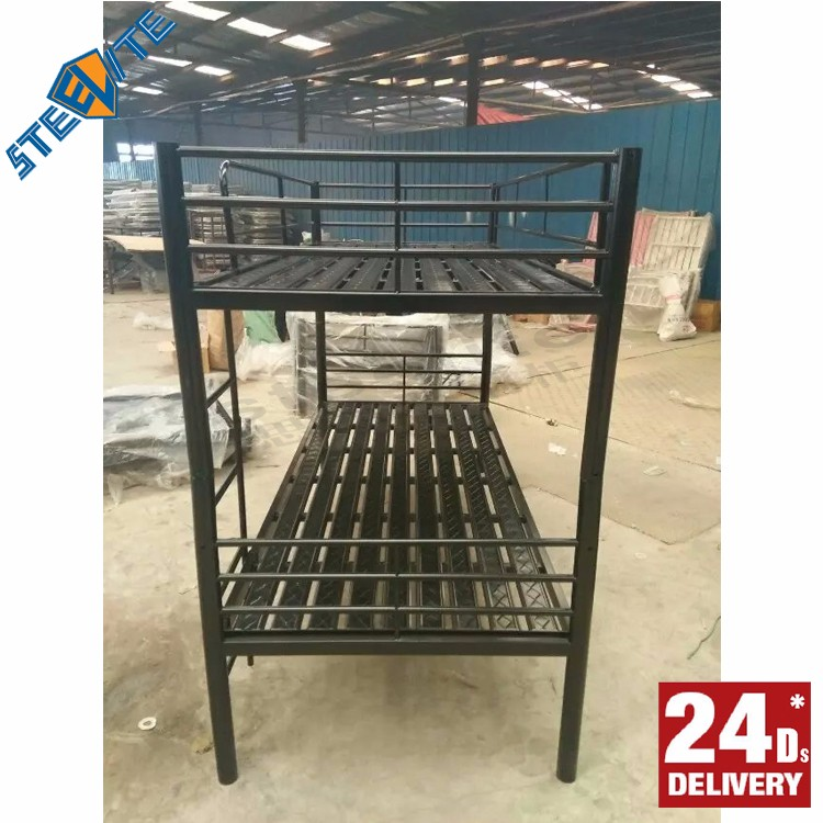 Cheap adult bunk bed furniture bunk beds new Zealand industrial metal bunk beds sale
