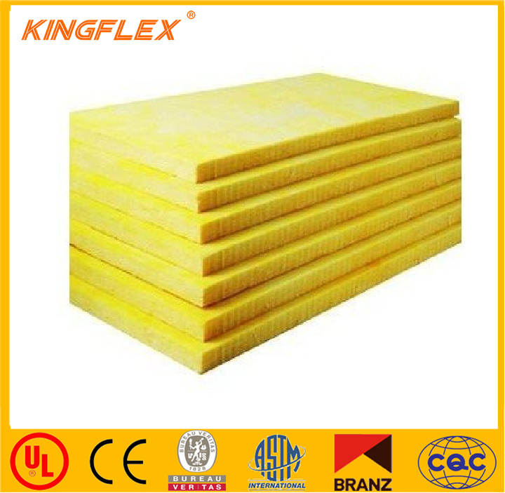 Kingflex isolamento l de fibra de vidro resistente ao for Is fiberglass insulation fire resistant