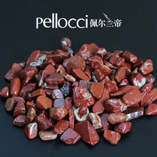 Natural red jasper tumbled stone for sale