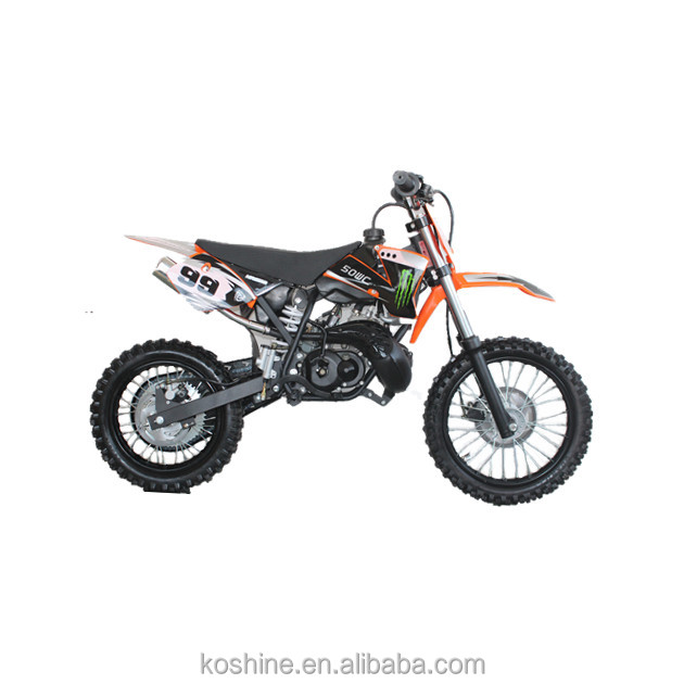 Fashion 50cc feet start Kids Dirt Bike