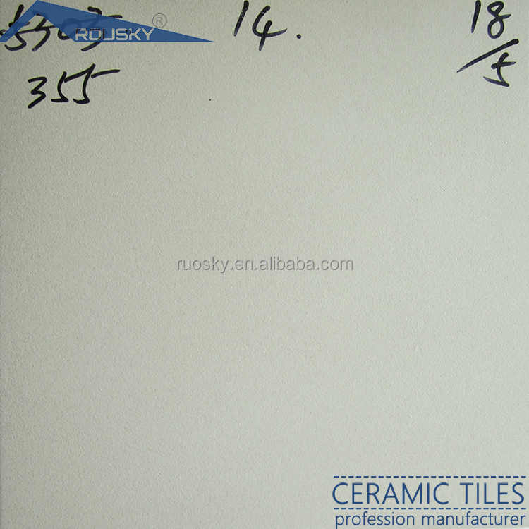Guangzhou ceramic factory polished glazed pure color porcelain floor and wall tile