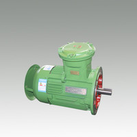 Three Phase AC High Efficiency Electric Motor