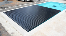 anti-uv secure rigid above ground swimming pool plastic cover