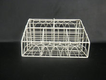 Metal wire high quality popular design desk organizer pen holder /cell phone holder / cosmetic holder